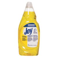 Procter & Gamble Joy® Dishwashing Liquids - Joy Dishwashing Liquid, Lemon Scent, 38 oz Bottle - 608-45114 - Procter & Gamble