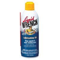 Radiator Specialty Liquid Wrench® Super Lubricants - Liquid Wrench Super Lubricants, 11 oz, Aerosol Can - 615-L2-12 - Radiator Specialty