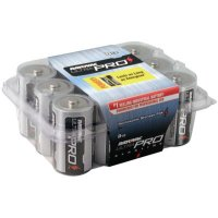 Rayovac Ultra Pro Alkaline Reclosable Batteries - Alkaline Reclosable Batteries, D - 620-ALD-12 - Rayovac