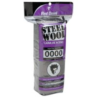 Red Devil Steel Wool - Steel Wool, Super Fine, #0000 - 630-0310 - Red Devil