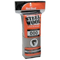 Red Devil Steel Wool - Steel Wool, Extra Fine, #000 - 630-0311 - Red Devil