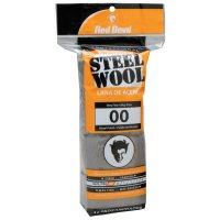 Red Devil Steel Wool - Steel Wool, Very Fine, #00 - 630-0312 - Red Devil