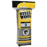 Red Devil Steel Wool - Steel Wool, Fine, #0 - 630-0313 - Red Devil