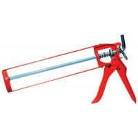 Red Devil Caulking Guns - Caulking Guns, Skeleton, 0.1 gal - 630-3986 - Red Devil