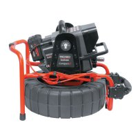 Ridgid® SeeSnake® Compact2 Camera Systems - SeeSnake Compact2 Camera System, 100 ft Line - 632-48113 - Ridge Tool Company