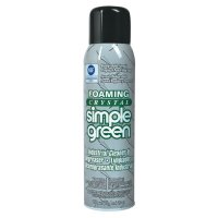 Simple Green® Crystal Simple Green - Foaming Crystal Simple Green, 20 oz Aerosol Can - 676-0610001219010 - Simple Green®