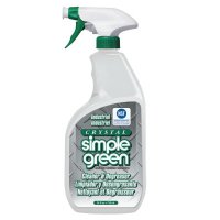 Simple Green® Crystal Simple Green - Crystal Simple Green, 24 oz Spray Bottle - 676-0610001219024 - Simple Green®