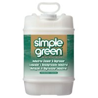Simple Green® Industrial Cleaner & Degreaser - Industrial Cleaner/Degreasers, 5 gal Pail - 676-2700000113006 - Simple Green®