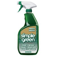 Simple Green® Industrial Cleaner & Degreaser - Industrial Cleaner/Degreasers, 24 oz Spray Bottle - 676-2710001213012 - Simple Green®