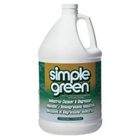Simple Green® Industrial Cleaner & Degreaser - Industrial Cleaner/Degreasers, 1 gal Bottle - Simple Green® - 676-2710200613005