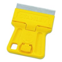 Stanley® High Visibility Mini Blade Scrapers - High Visibility Mini Blade Scrapers, 1 1/2 in Wide - Stanley® Products - 680-28-100