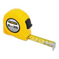 Stanley® Tape Rules - Tape Rules, 1 in x 8m/26 ft - 680-30-456 - Stanley® Products