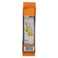 Sqwincher® QwikServ® Powder Stiks - QwikServ® Powder Concentrate, Orange, 1.26 oz, Pack, Yields 16.9 oz - Sqwincher - 690-060900-OR