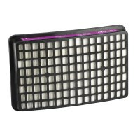 3M™ Personal Safety Division Adflo™ PAPR High Efficiency Particulate Filter - Adflo™ PAPR High Efficiency Particulate Filter, Magenta - 3M - 711-15-0299-99X06