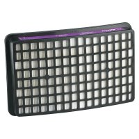3M™ Personal Safety Division Adflo™ PAPR High Efficiency Particulate Filter - Adflo™ PAPR High Efficiency Particulate Filter, Magenta, 36/Case - 3M - 711-15-0299-99X36