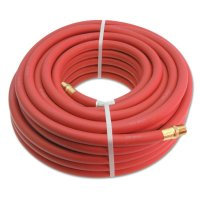 Continental ContiTech Horizon® Red Air/Water Hoses - Horizon Red Air/Water Hoses, 0.16 lb @ 1 ft, 0.69 in O.D., 3/8 in I.D., 200 psi - Continental ContiTech - 713-20025750