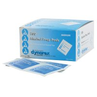 Honeywell North® Alcohol Prep Pads - Alcohol Prep Pads - 714-156818X - Honeywell