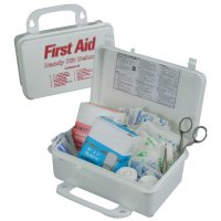 Honeywell North® Handy Deluxe First Aid Kits - Handy Deluxe First Aid Kits, Plastic - 714-34650H - Honeywell