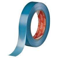 Tesa® Tapes Clean Removing TPP Strapping Tapes - Clean Removing TPP Strapping Tape, 2 in x 60 yd, 163 lb/in Strength - 744-04298-00100-00 - Tesa® Tapes
