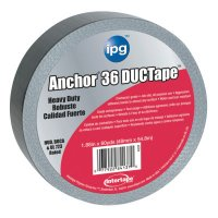Intertape Polymer Group Medium Grade Duct Tapes - Medium Grade Duct Tapes, Silver, 1.87 in x 60 yds x 11 mil - 761-4137 - Intertape Polymer Group