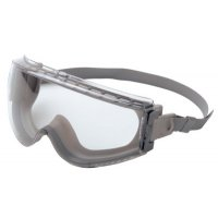 Honeywell Uvex™ Stealth® Goggles - Stealth Goggles, Clear/Gray, Uvextreme Coating - 763-S3960C - Honeywell