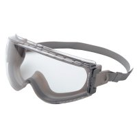 Honeywell Uvex™ Stealth® Goggles - Stealth Goggles, Clear/Gray, HydroShield Antifog Coating - 763-S3960HS - Honeywell