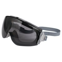 Honeywell Uvex® Stealth® Goggles - Stealth Goggles, Gray/Gray, Uvextreme Coating - 763-S3961C - Honeywell