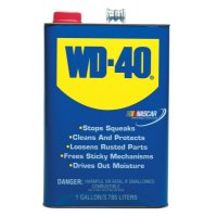WD-40® Open Stock Lubricants - Open Stock Lubricants (CA Sales Only), 1 gal, Canister - 780-490118 - WD-40