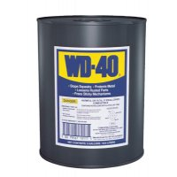 WD-40® Open Stock Lubricants - Open Stock Lubricants, 5 gal, Canister - 780-49012 - WD-40