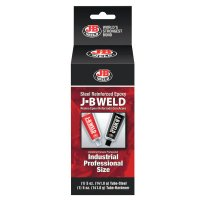 J-B Weld Cold Weld Compounds - Cold Weld Compounds, 5 oz Box, Dark Grey - J-B Weld - 803-8280