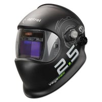 Optrel® The Automatic Welding Helmets with World Record ADF - The Automatic Welding Helmet with World Record 2.5 ADF, Black, 1.97 in x 3.94 in - 808-1006.600 - Optrel®