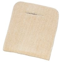 Wells Lamont Baker Pads & Hand Pads - Baker Hand Pads, 11 in x 9 1/2 in, Extra Heavy Terry Cloth, Tan - 815-B-PAD - Wells Lamont
