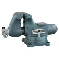 Wilton® Tradesman Vises - Tradesman Vises, 8 in Jaw, 4 3/4 in Throat, Swivel Base - 825-63202 - JPW Industries
