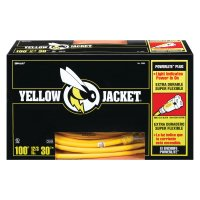 Woods Wire Yellow Jacket® Power Cords - Yellow Jacket Power Cord, 100 ft - 860-2885 - Woods Wire
