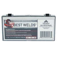Best Welds Glass Magnifier Plate - Glass Magnifier Plate, 2 in x 4.25 in, 2 Diopter, Clear - 901-932-145-200 - Best Welds