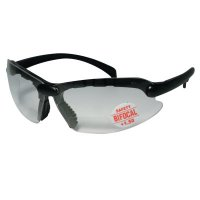Anchor Brand Contemporary Bifocal Safety Glasses - Contemporary Bifocal Safety Glasses, 1.50 Diopter, Black - Anchor Products - 101-CC150
