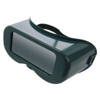 Best Welds Soft-Sided Goggle - Soft-Sided Goggle, Fixed Front, Vinyl - 901-WG-2414SFF - Best Welds