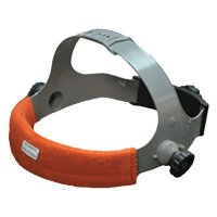 Best Welds Headgear Sweatbands - Headgear Sweatbands, FR Fleece Cotton, Orange - 902-SB310V - Best Welds