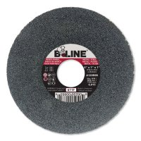 "Bee Line Abrasives Straight Resinoid Wheels - Straight Resinoid Wheel, 6"" Dia, 1"" Thick, 1"" Arbor, Course Grit - 903-611C - Bee Line"