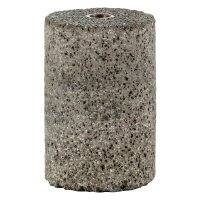 "Bee Line Abrasives Cones and Plugs - Cones and Plugs, 2"" Dia, 3"" Thick, 3/8-24"" Arbor, 24 Grit, T16 - 903-C1620303 - Bee Line"