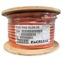 "Best Welds Whip Cables - Whip Cable, 0.084"" Insulation, 2/0 AWG, 500 ft, Red - 911-2-500-RED - Best Welds"