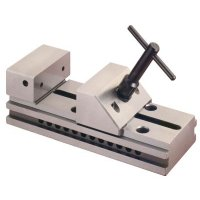 STARRETT - 581 - 64962 PRECISION GRINDING VISE WITH T-HANDLE WRENCH
