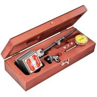 STARRETT - 657MCZ - 56356 MAGNETIC BASE WITH 196MB1 INDICATOR