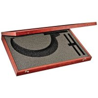 "STARRETT - 933 - 55279 WOOD CASE ONLY FOR 10"" MICS"