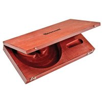 "STARRETT - 953 - 55224 WOOD CASE ONLY FOR 5"" MICS"