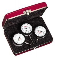 STARRETT - S253Z - 51218 3PC DIAL INDICATOR SET